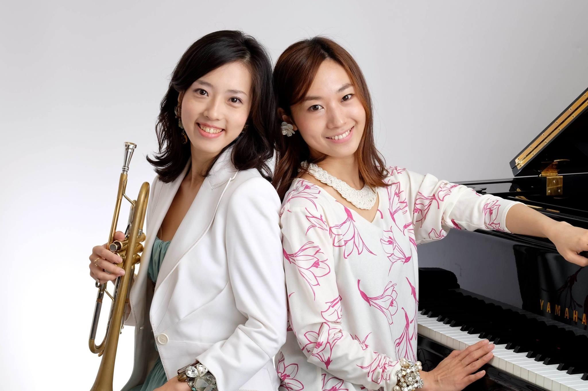 ジャズ界話題の女性ユニット「村田中」