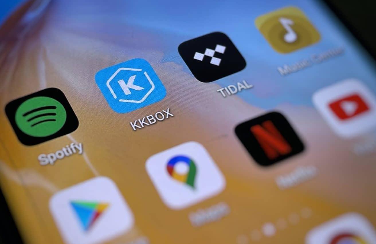 【KKBOX】使い方や他の音楽アプリとの違いを徹底解説